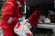 Ο Ελληνικός Ερυθρός Σταυρός και η Procter & Gamble διοργανώνουν δράση streetwork στο κέντρο της Αθήνας