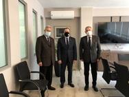 Ο Πλάτων Μαρλαφέκας ανέλαβε την προεδρία του Περιφερειακού Επιμελητηριακού Συμβουλίου Δυτικής Ελλάδας