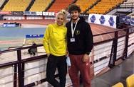 Αναστασία Φουτσιτζίδου - Χάλκινο μετάλλιο στο κλειστό πανελλήνιο πρωτάθλημα στίβου