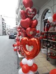 Πάτρα - Ο έρωτας στα χρόνια του κορωνοϊού... (φωτο)