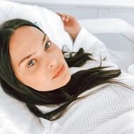 Υβόννη Μπόσνιακ - Η ασπρόμαυρη φωτογραφία με την κόρη της
