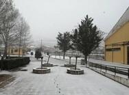 Στα λευκά τα Καλάβρυτα - Το «έστρωσε» στα ορεινά της Αχαΐας (pics)