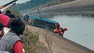 Ινδία: Τουλάχιστον 40 νεκροί από εκτροπή λεωφορείου και πτώση σε κανάλι