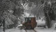 Καιρός: Τους -13,4 βαθμούς Κελσίου άγγιξε το θερμόμετρο σήμερα στη Φλώρινα