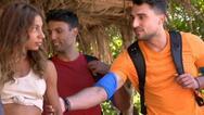 Survivor: Σε σοκ η Μαριαλένα όταν την άγγιξε ο πρώην της (video)