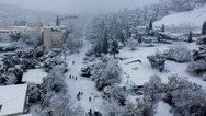 Κλέαρχος Μαρουσάκης: 'Πιθανός νέος χιονιάς τύπου «Μήδεια» τις πρώτες 15 ημέρες του Μαρτίου'