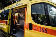 Πάτρα: Γυναίκα έπεσε με το μηχανάκι σε φρεάτιο και τραυματίστηκε στο κεφάλι