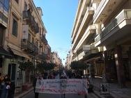 Πάτρα: Πορεία των φοιτητών κατά του νομοσχεδίου στην εκπαίδευση (φωτο)