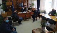 Επίσκεψη ΣΚΕΑΝΑ στη Γενική Περιφερειακή Αστυνομική Διεύθυνση Δυτικής Ελλάδας