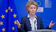 Φον ντερ Λάιεν - Αισιόδοξη για εμβολιασμό του 70% των Ευρωπαίων μέχρι τέλος καλοκαιριού