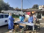 Πάτρα - Covid-19: Ανησυχία για μεγαλύτερη διασπορά στους καταυλισμούς των Ρομά