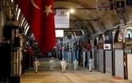 Η χαλάρωση των περιοριστικών μέτρων για τον κορωνοϊό ανησυχεί τους γιατρούς στην Τουρκία