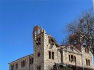 Σεισμός στην Ελασσόνα: Ζημιές στο Μεσοχώρι