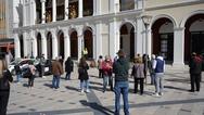 Πάτρα - Κορωνοϊός: Τρία θετικά από τα 257 rapid test που έγιναν στην πλατεία Γεωργίου (φωτο)