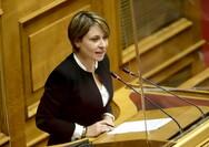 Χριστίνα Αλεξοπούλου - Ερώτηση σε υπουργούς για το κτηριακό ζήτημα του Ε.Ε.Ε.ΕΚ Αχαΐας