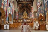 Εκκλησία στην Πάτρα λειτούργησε κανονικά, με ανοικτές τις πύλες