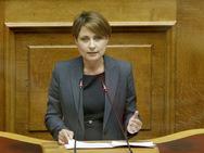 Χριστίνα Αλεξοπούλου: Αιμοδοσία για την Παγκόσμια ημέρα της Γυναίκας