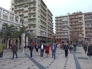 Πάτρα: Πραγματοποιήθηκε η συγκέντρωση του Εργατικού Κέντρου για την Ημέρα της Γυναίκας (φωτο)