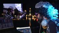 Ο dj Σταύρος Πήλικας έστησε ένα αλλιώτικο καρναβαλικό πάρτυ στη Ζάκυνθο (video)