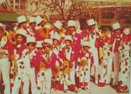 Η στολή που έμελλε να ντύσει για αρκετά χρόνια την καρναβαλική επιτροπή