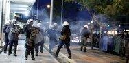 Επεισόδια στη Νέα Σμύρνη: Τέσσερις συνολικά οι τραυματίες αστυνομικοί