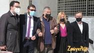 Οι δηλώσεις του Γιώργου Τράγκα για το νέο του κόμμα «Κίνημα Ελεύθερων Ανθρώπων» (video)