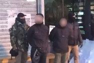 ΑΠΘ - Συνελήφθησαν 16 από τους 33 προσαχθέντες κατά την εκκένωση της κατάληψης στην Πρυτανεία