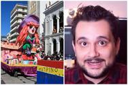 Το Καρναβάλι της Πάτρας κάνει και φέτος θραύση στους youtubers (βίντεο)