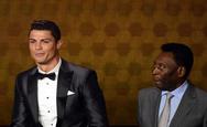 Κριστιάνο Ρονάλντο: Το νέο ρεκόρ του και τα εύσημα από τον μεγάλο Πελέ