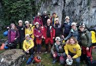 «Deep Time»: 15 εθελοντές κλείστηκαν σε σπηλιά και θα μείνουν εκεί για 40 μέρες