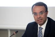 Σταϊκούρας: 'Δέκα ασθενοφόρα στο ΕΚΑΒ από τις δωρεές για την αντιμετώπιση του κορωνοϊού'