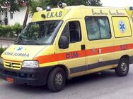 Πάτρα: Τροχαίο με τραυματισμό στα Τσουκαλέικα