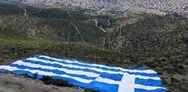 25η Μαρτίου: Στο πιο ψηλό σημείο του Υμηττού η ελληνική σημαία από τον δήμαρχο Γλυφάδας