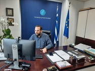 Φαρμάκης: 'Όλοι μαζί μπορούμε να φτιάξουμε ένα Πανεπιστήμιο που θα αγκαλιάζει και τους 700.000 πολίτες της Δυτικής Ελλάδας'