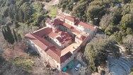 Μονή Ομπλού - Ένα εμβληματικό μοναστήρι δεσπόζει λίγο έξω από την Πάτρα (video)