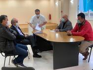 Ο Απόστολος Κατσιφάρας προχώρησε σε συναντήσεις με εκπροσώπους από το χώρο της υγείας (φωτο)