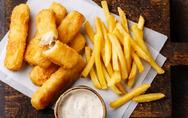 Συνταγή για Fish Sticks μπακαλιάρου