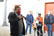 Πάτρα: Συνάντηση Δημάρχου με τους εργαζόμενους της Κοινωφελούς Εργασίας
