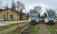 Μηχανοδηγοί Πάτρας - Προαστιακός: Επικίνδυνα σημεία στη γραμμή προς Κάτω Αχαΐα - 'Σάπιοι στρωτήρες και στρεβλώσεις'