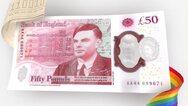 Βρετανία: Νέο χαρτονόμισμα των 50 λιρών με το πρόσωπο του μαθηματικού Άλαν Τούρινγκ