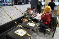 Σουηδία - Κορωνοϊός: Φετινό ρεκόρ ο σημερινός αριθμός κρουσμάτων