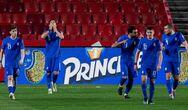Σαν… όνειρο!: Ισπανία - Ελλάδα 1-1