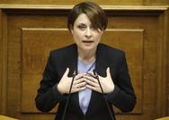 Χριστίνα Αλεξοπούλου: Συλλυπητήριο μήνυμα για τον θάνατο του Ιωάννη Κατσανιώτη