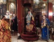 Πάτρα: Με κατάνυξη η Β' στάση των Χαιρετισμών στην Ιερά Μητρόπολη