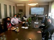 Επίσκεψη Περιφερειάρχη Ιονίων Νήσων κ. Ρόδη Κράτσα-Τσαγκαροπούλου στην ΔΕΠ