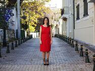 Στέλλα Κονιτοπούλου: 'Δεν τηρούνται οι αποστάσεις, ένας στο σούπερ μάρκετ κόλλησε επάνω μου'