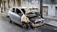 Πάτρα: Έβαλαν φωτιά σε αυτοκίνητο γνωστού επιχειρηματία