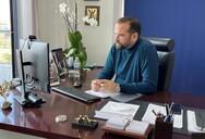 Ν. Φαρμάκης: «Προσέχουμε και εμβολιαζόμαστε»