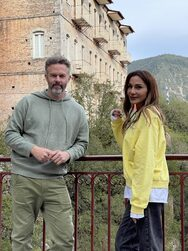 «My Greece»: Η Δέσποινα Βανδή και ο Χρήστος Λούλης ταξιδεύουν στην Ευρυτανία (φωτο)