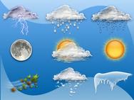 Ο καιρός για σήμερα Δευτέρα 5 Απριλίου 2021